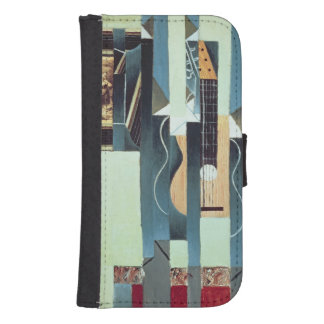 Untitled (oil on canvas) phone wallet