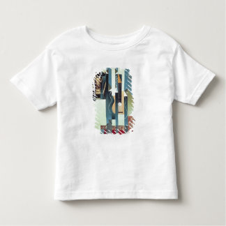 Untitled (oil on canvas) toddler t-shirt
