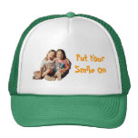 untitled, Put YourSmile On Trucker Hat