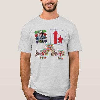 Untitled, retro, retro candy, skate hat 1, retr... T-Shirt