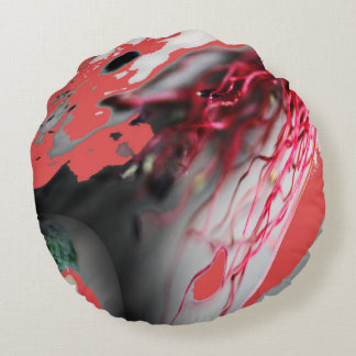 Untitled Round Pillow