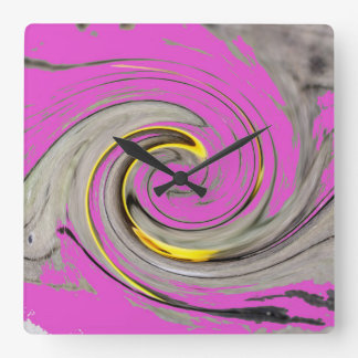 Untitled Square Wall Clock