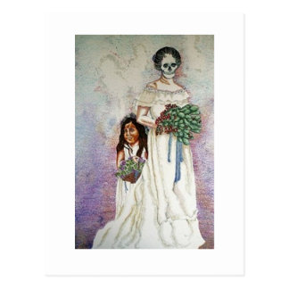 Untitled/The Bride, Postcard