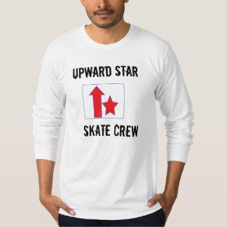 Untitled, Upward Star, Skate Crew T Shirt