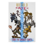 Untold: Battle Print