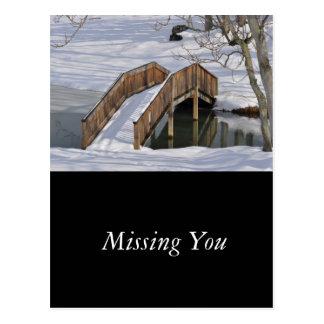 Untouched Postcard