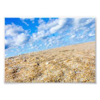 Untouched Sand Photo