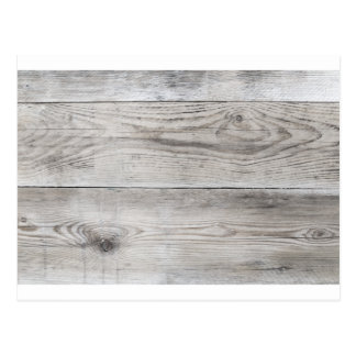 Untreated wood structure as background texture postcard