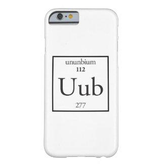Ununbium Funda De iPhone 6 Barely There