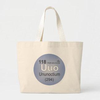 Ununoctium Individual Element - Periodic Table Bag