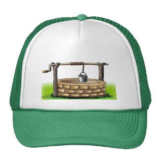 Unused Well Mesh Hats