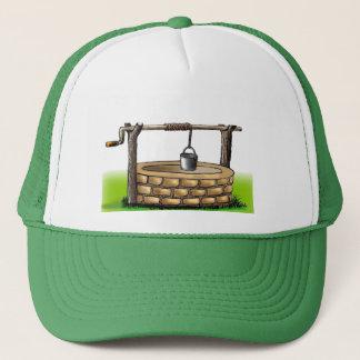 Unused Well Trucker Hat