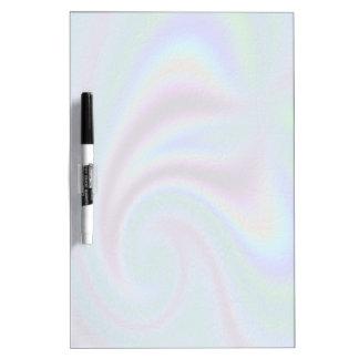 unusual abstract Art Dry-Erase Board