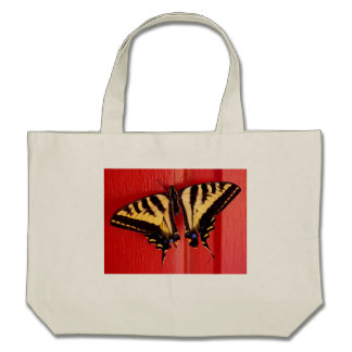 unusual background swallowtaill butterfly bags