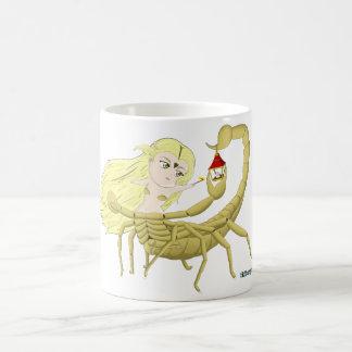 Unusual Centaurs: Scorpion Coffee Mug