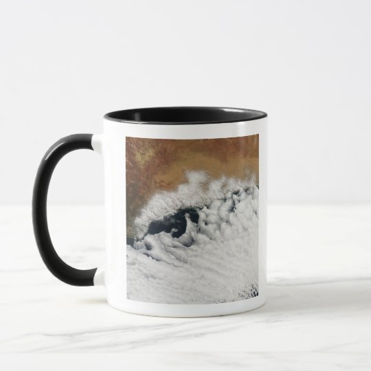 Unusual cloud formations mug