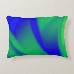d0211ea60e3f Unusual Color Combo Decorative Pillow