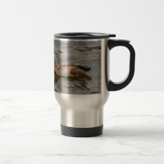 Unusual Duck Travel Mug