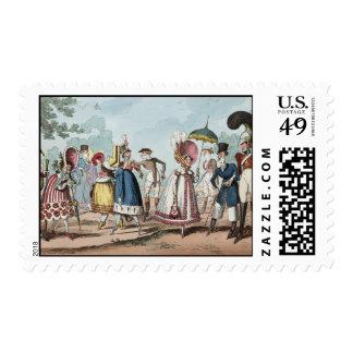 Unusual Fashions postage (medium)