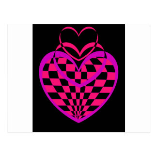 Unusual Hearts Gifts Valentines Day CricketDiane Postcard