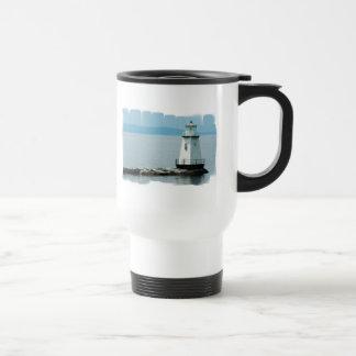 Unusual Lighthouse Plastic Travel Mug