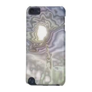 Unusual modern art iPod touch (5th generation) case