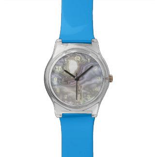 Unusual modern art watch