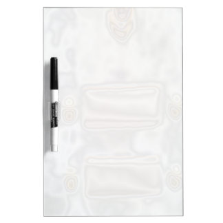 Unusual  pattern dry erase board