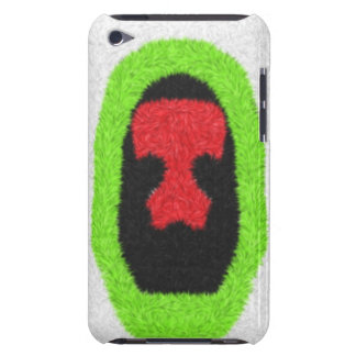 Unusual pattern iPod touch Case-Mate case