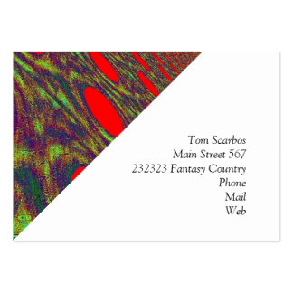unusual perspective (C) Large Business Cards (Pack Of 100)