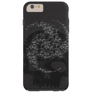 unusual skulls tough iPhone 6 plus case