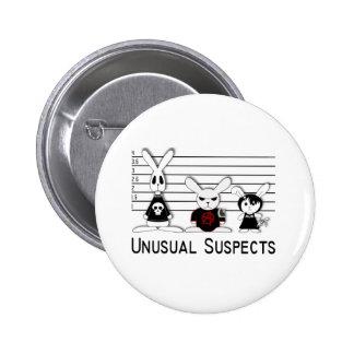 Unusual Suspects Button
