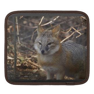 Unusual Swift Fox Wildlife Photography iPad Sleeve