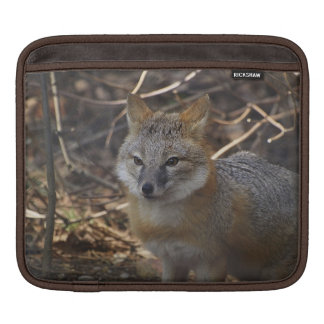 Unusual Swift Fox Wildlife Photography Sleeve For iPads