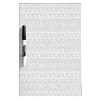 Unusual trendy pattern Dry-Erase board