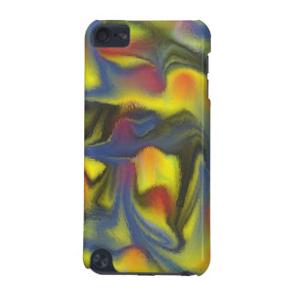 Unusual trendy pattern iPod touch (5th generation) case