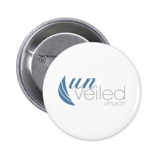 Unveiled Church Button