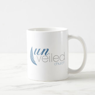 Unveiled Church Mugs