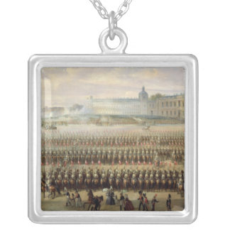 Unveiling of the Paul I memorial in Gatchina Custom Necklace