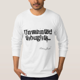 Unwanted thoughts..., KittinJaneth, a T-Shirt