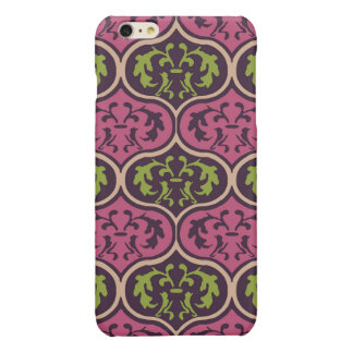 Unwavering Ethical Patient Reliable Glossy iPhone 6 Plus Case