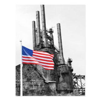 Unwavering Flag Postcard