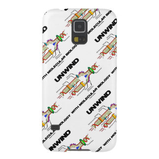 Unwind With Molecular Biology (DNA Replication) Galaxy S5 Case