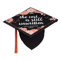 Unwritten | Custom Class Year Graduation Cap Topper