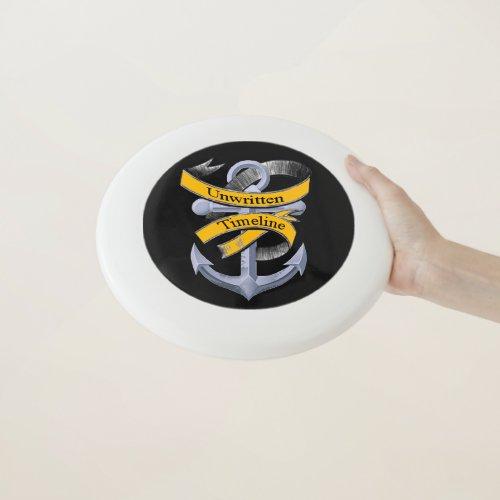 Unwritten Timeline Frisbee