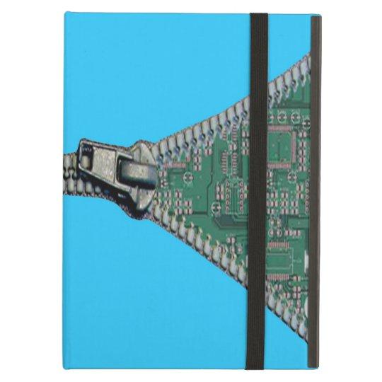 Unzipped!! iPad Air Cover