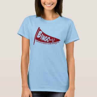UofB Flag Logo Ladies Shirt