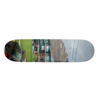 Uofm University Montana Skate Board