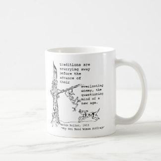 Up a tree Mug