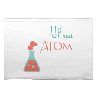 Up and Atom Cloth Placemat